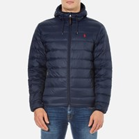 Polo Ralph Lauren Men's Lightweight Down Jacket Aviator Navy