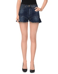 Cycle Denim Shorts Blue