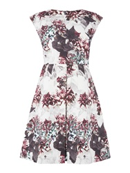 Pied A Terre Lacie Full Dress Multi Coloured