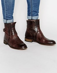 Shoe The Bear Fulham Boots Brown