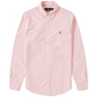 Polo Ralph Lauren Button Down Oxford Shirt Pink