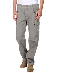 Hydrogen Trousers Casual Trousers Men Grey