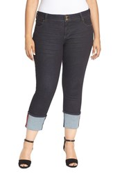 Plus Size Women's Kut From The Kloth 'Cameron' Stretch Straight Leg Jeans