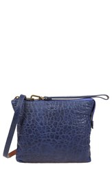 Will Leather Goods 'Opal' Crossbody Bag Blue Royal Blue