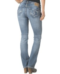 Silver Jeans Co. Tuesday Low Rise Bootcut Indigo