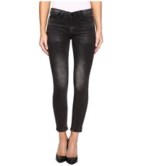 Calvin Klein Jeans Ankle Skinny In Cement Wash Cement Wash Women's Blue