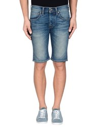 Edwin Denim Denim Bermudas Men