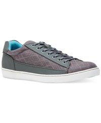 Calvin Klein Jeans Men's Zamir Sneakers Men's Shoes Dark Grey