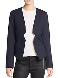 French Connection Apollo Suit Blazer Blue