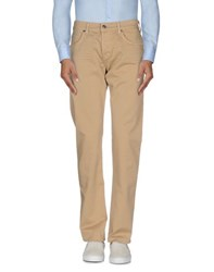 7 For All Mankind Trousers Casual Trousers Men Beige
