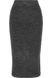 Elizabeth And James Eliza Stretch Boucle Midi Skirt