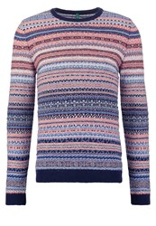 United Colors Of Benetton Jumper Multico Rose Pink