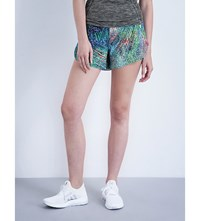 Sweaty Betty Triple Jump Neoprene Shorts Trop Print