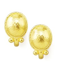 Sarabella 19K Gold Earrings Elizabeth Locke