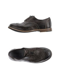Primabase Lace Up Shoes Lead