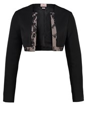 Anna Field Blazer Black