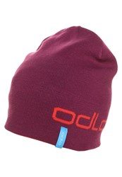 Odlo Magic Hat Magenta Purple Pomegranate Pink