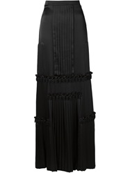 Dsquared2 Pleated Maxi Skirt
