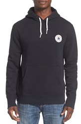 Converse Men's 'Core' Logo Patch Hoodie