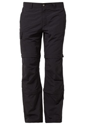 Maier Sports Saale Cargo Trousers Black