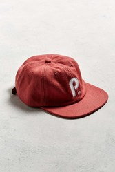Paterson Brushed Wool Club Hat Rose