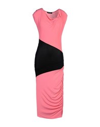 Guess By Marciano Dresses Knee Length Dresses Women Fuchsia