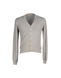 Bellwood Knitwear Cardigans Men Light Grey