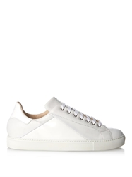 Mr. Hare Cunningham Low Top Leather Trainers