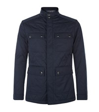 Ted Baker Dreavyn Quilted Jacket Male Navy