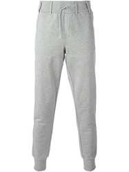 Y 3 Waistband With Belt Loops Track Trousers Grey