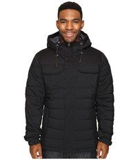 O'neill Charger Jacket Black Out Men's Coat