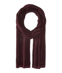 Ted Baker Terry Purple Scarves