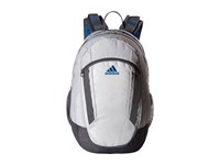 Adidas Excel Ii Backpack Neo White Bright Blue Deepest Space Grey Heather Grey Backpack Bags