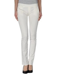 Laltramoda Casual Pants White
