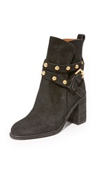 See By Chloe Janis Boots Black