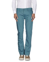 Cheap Monday Trousers Casual Trousers Men Deep Jade