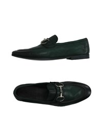 Regain Footwear Moccasins Men Emerald Green