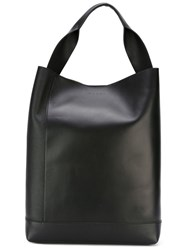 Marni Rectangular Tote Black
