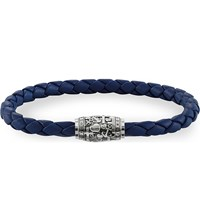 Thomas Sabo Rebel At Heart Leather Unity Bracelet
