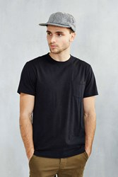 Cpo Pigment Pocket Tee Black