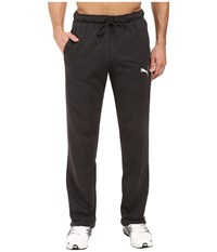 Puma P48 Core Fleece Pants Op Dark Gray Heather Men's Casual Pants