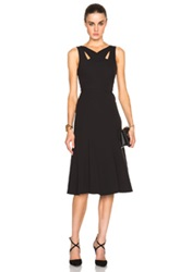 Camilla And Marc Grand Canyon Dress In Black