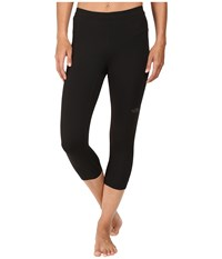 The North Face Motus Capri Tights Ii Tnf Black Women's Capri