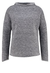 Opus Gusti Jumper Raven Grey Anthracite