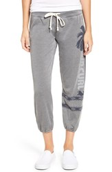 Rip Curl Women's 'Oasis' Graphic Crop Sweatpants