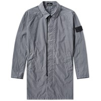Stone Island Shadow Project Tela Nylon Mac Grey
