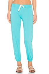 Nation Ltd. Medora Capri Sweatpant Teal