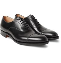 Church's Dubai Polished Leather Oxford Shoes Black