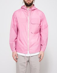 Our Legacy Cropped Lizard Parka Rose
