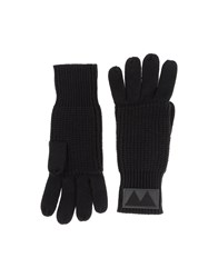 Marc By Marc Jacobs Accessories Gloves Men Black